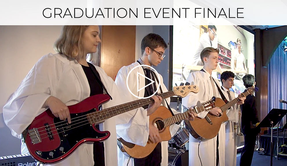 Graduation Event Finale (video)